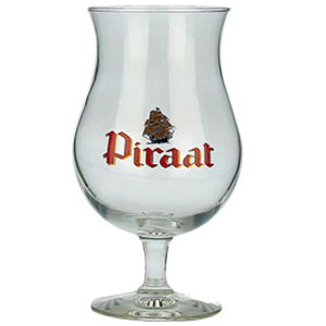 Piraat Tulip Beer Glass