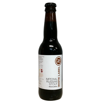 Emelisse White Label Coffee Stout (Bruichladdich BA)