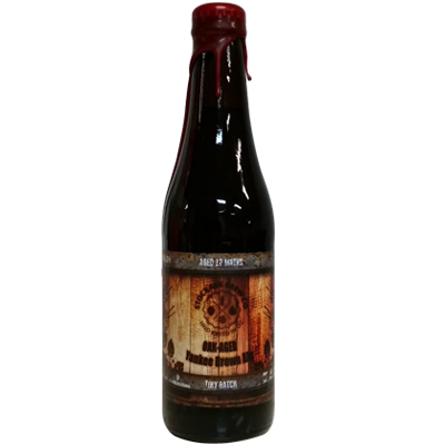Stockade Yankee Brown Ale (Oak-Aged)