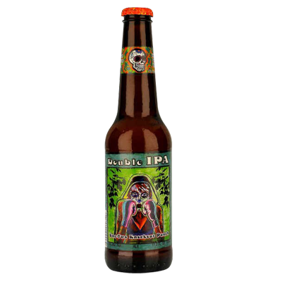 Dia De Los Muertos One-Two Knockout Punch Double IPA