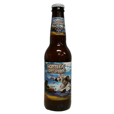 Stockade Hopzilla Wheat IPA