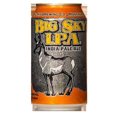 Big Sky IPA Can