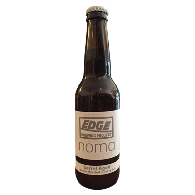 Edge / Noma - Barrel Aged Cherry & Lemon Myrtle Ale