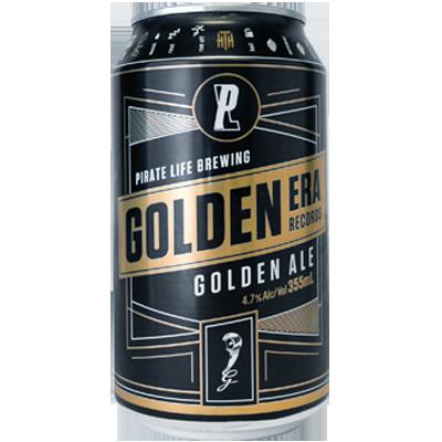 Pirate Life  Golden Era Records Golden Ale