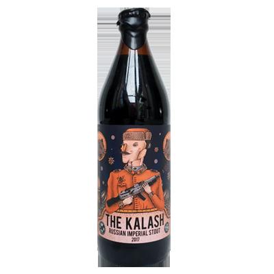 Hop Nation The Kalash Imperial Stout