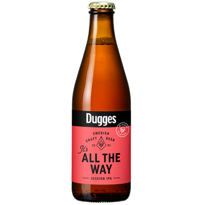 Dugges All The Way Session IPA