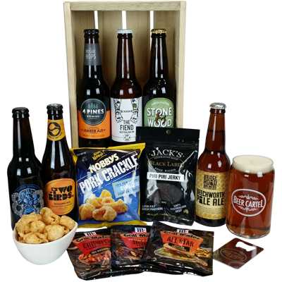 craft beer bbq hamper australia wide delivery