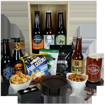 Gentleman's Craft Beer Hamper