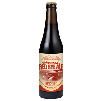 Newstead Wastelands Red Rye Ale