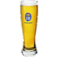Hofbrau Munchen Wheat Beer Glass 500ml