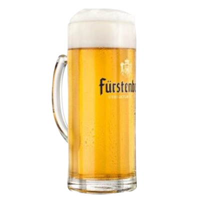 Furstenberg Glass Mug