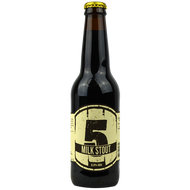 Five Barrel Milk Stout