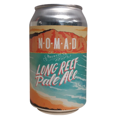 Nomad Long Reef Pale Ale