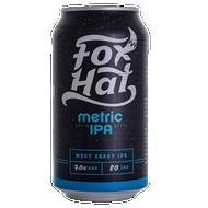 Fox Hat Metric IPA