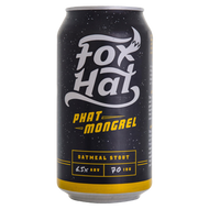 Fox Hat Phat Mongrel Stout