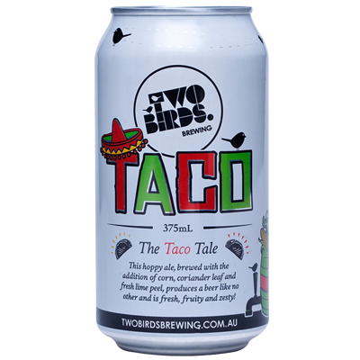 Two Birds Taco 375ml Can