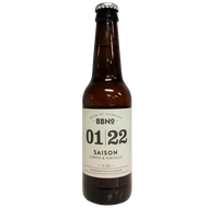Brew By Numbers 0122 Saison Lemon & Hibiscus