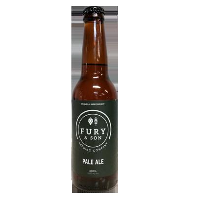 Fury & Son Pale Ale