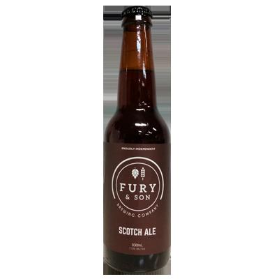 Fury & Son Scotch Ale