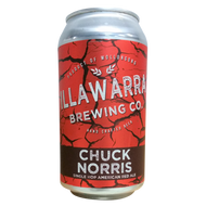 Illawarra The Chuck Norris Single Hop Red Ale