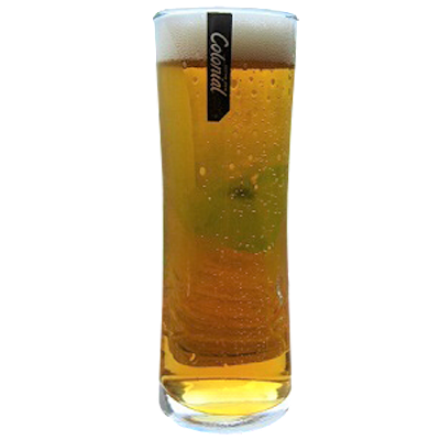 Colonial Beer Glass