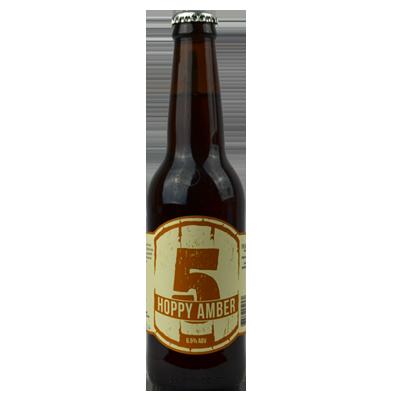 Five Barrel Hoppy Amber