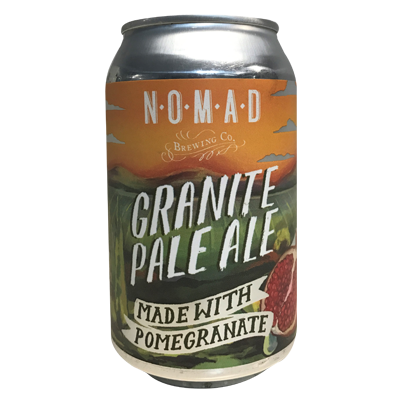 Nomad Granite Pale Ale