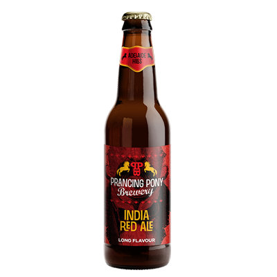 Prancing Pony India Red Ale 330ml