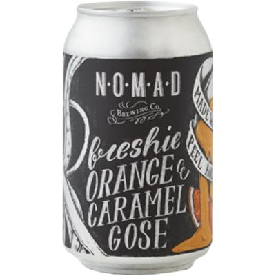 Nomad Freshie Orange Caramel Gose