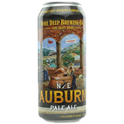 Knee Deep Northeast Auburn Pale Ale