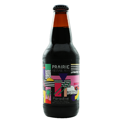 Prairie Paradise Imperial Stout with Coconut