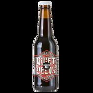 Quiet Deeds Lamington Ale