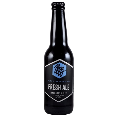 Black Brewing Fresh Ale