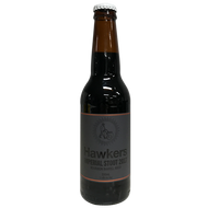 Hawkers Imperial Stout with Coffee [2017]