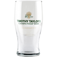 Timothy Taylor Pint Glass