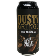 Deep Creek Dusty Gringo India Brown Ale