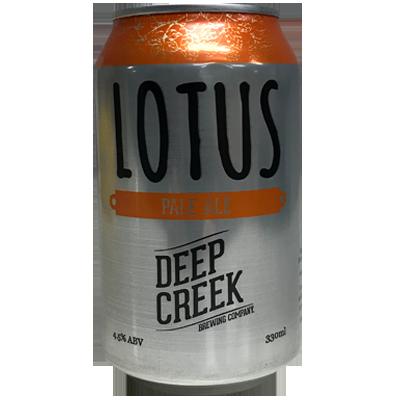 Deep Creek Lotus Pale Ale