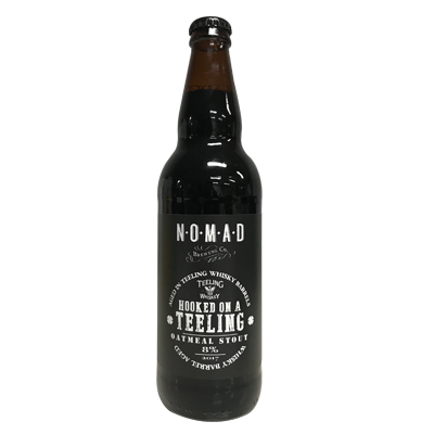 Nomad Hooked On A Teeling Oatmeal Stout