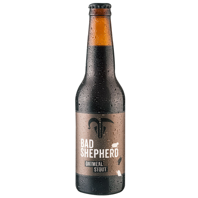 Bad Shepherd Oatmeal Stout
