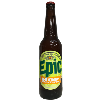 Epic Hop Harvester New Zealand IPA