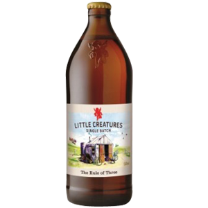Little Creatures Single Batch The Rule Of Three