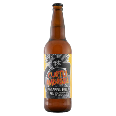 Moon Dog Curtly Ambrosia Pineapple Pale Ale