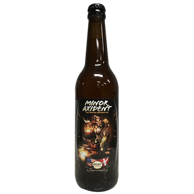 Amager Minor Axident Dry Hopped Imperial IPA