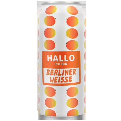 Mikkeller Hallo Ich Bin Berliner Weisse Mango