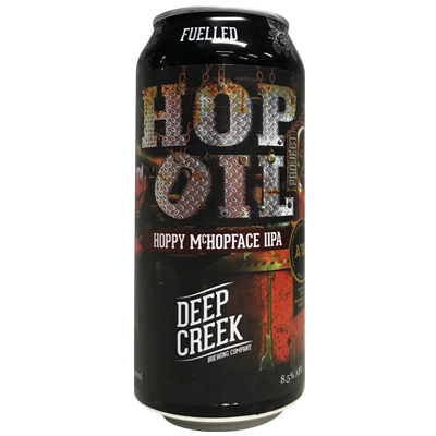 Deep Creek Hop Oil Hoppy McHopFace IPA