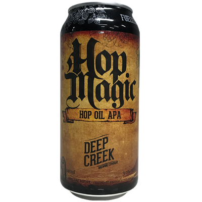 Deep Creek Hop Magic Hop Oil APA