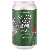 Sailors Grave Nuts! Chestnut & Hazelnut Ale