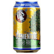 Clown Shoes Clementine White Ale