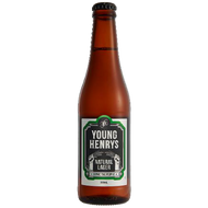 Young Henrys Natural Lager 330ml Bottle