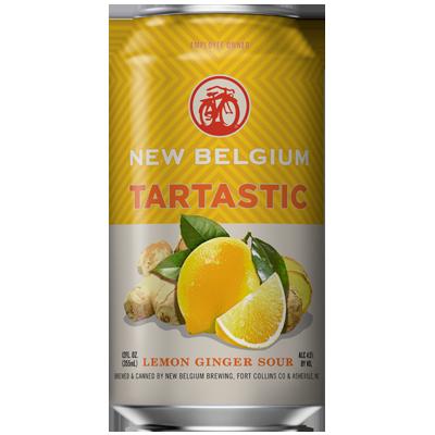 New Belgium Tartastic Lemon Ginger Sour
